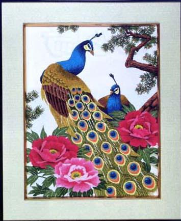 東京文化刺繍